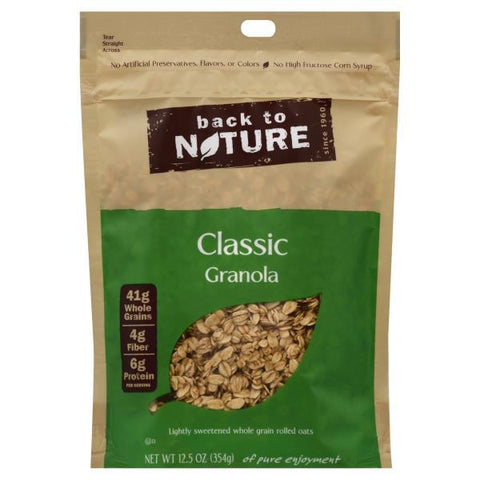 Back To Nature Granola, Classic