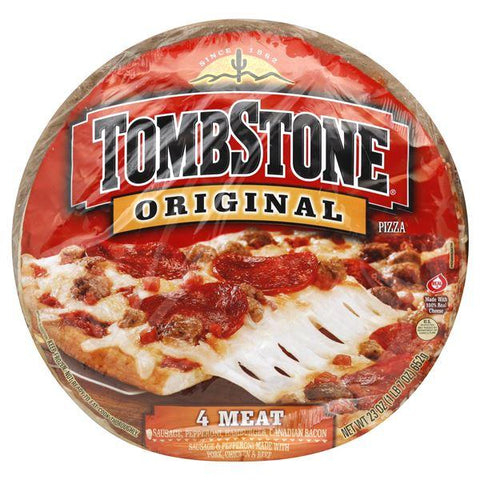 Tombstone Original Pizza, 4 Meat