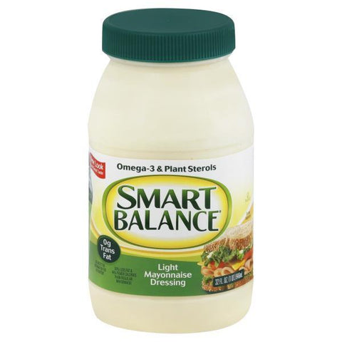 Smart Balance Dressing, Light Mayonnaise