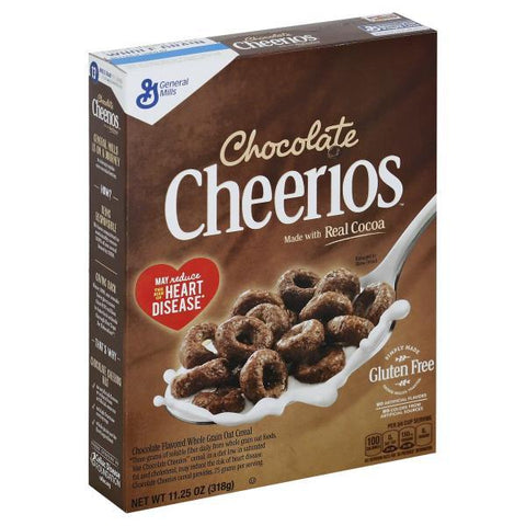 Cheerios Cereal, Chocolate