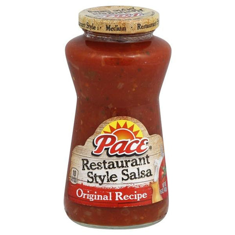 Pace Salsa, Restaurant Style, Original Recipe, Medium
