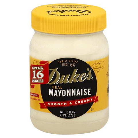 Dukes Mayonnaise, Real