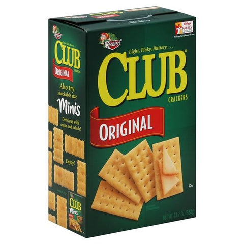 Club Crackers, Original