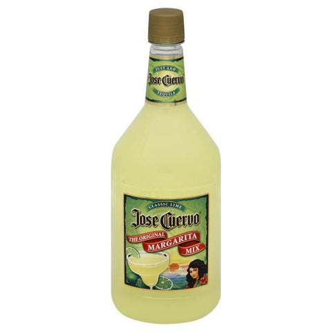Jose Cuervo Margarita Mix, Classic Lime 60oz