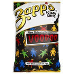 Zapps Potato Chips, New Orleans Kettle Style, Voodoo, 9.5oz
