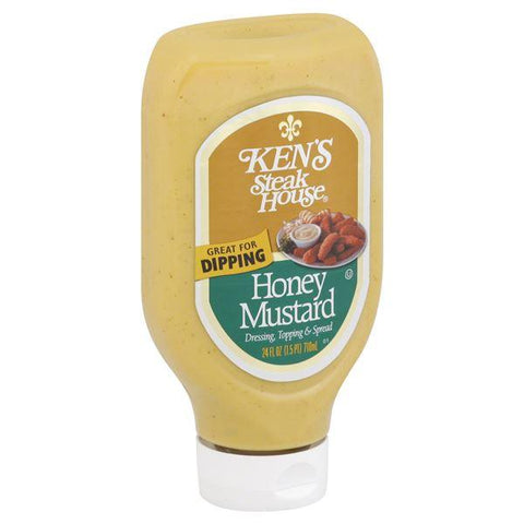 Kens Steak House Dressing, Topping & Spread, Honey Mustard