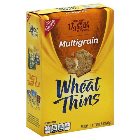 Wheat Thins Snacks, Multigrain