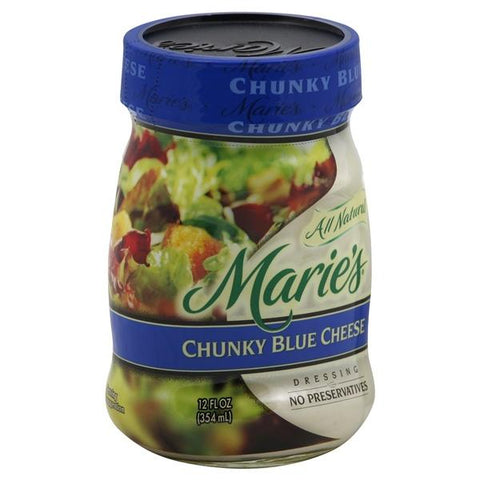 Maries Dressing, Chunky Blue Cheese