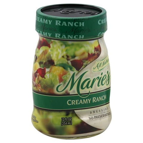 Maries Dressing, Creamy Ranch