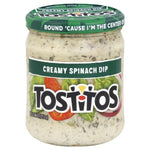 Tostitos Dip, Creamy Spinach