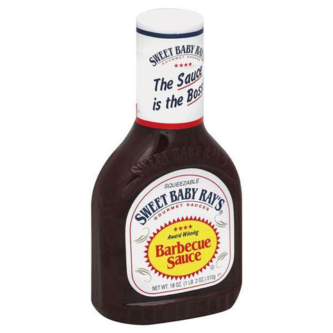 Sweet Baby Rays Barbecue Sauce