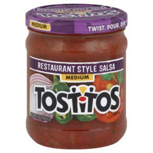 Tostitos Salsa, Restaurant Style, Medium