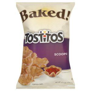 Tostitos Baked! Scoops! Tortilla Chips