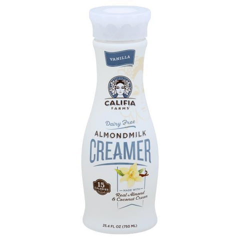 Califia Farms Creamer, Almondmilk, Vanilla