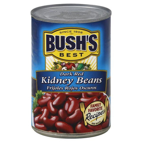 Bushs Best Kidney Beans, Dark Red