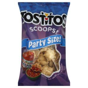 Tostitos Scoops! Tortilla Chips, Party Size!