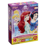 Kelloggs Fruit Flavored Snacks, Disney Princess, Assorted