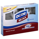 Dixie Ultra Dinner Combo, Family Pack, 108 ct