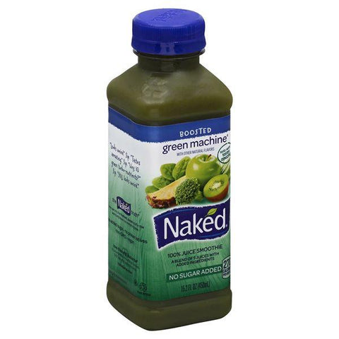 Naked 100% Juice Smoothie, Green Machine