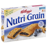 Nutri Grain Cereal Bars, Blueberry