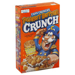 Capn Crunch Cereal, Peanut Butter Crunch