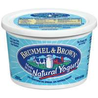 Brummel & Brown Spread with Yougurt