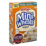 Mini Wheats Cereal, Frosted, Original, Value Size