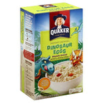 Quaker Oatmeal, Instant, Dinosaur Eggs, Brown Sugar