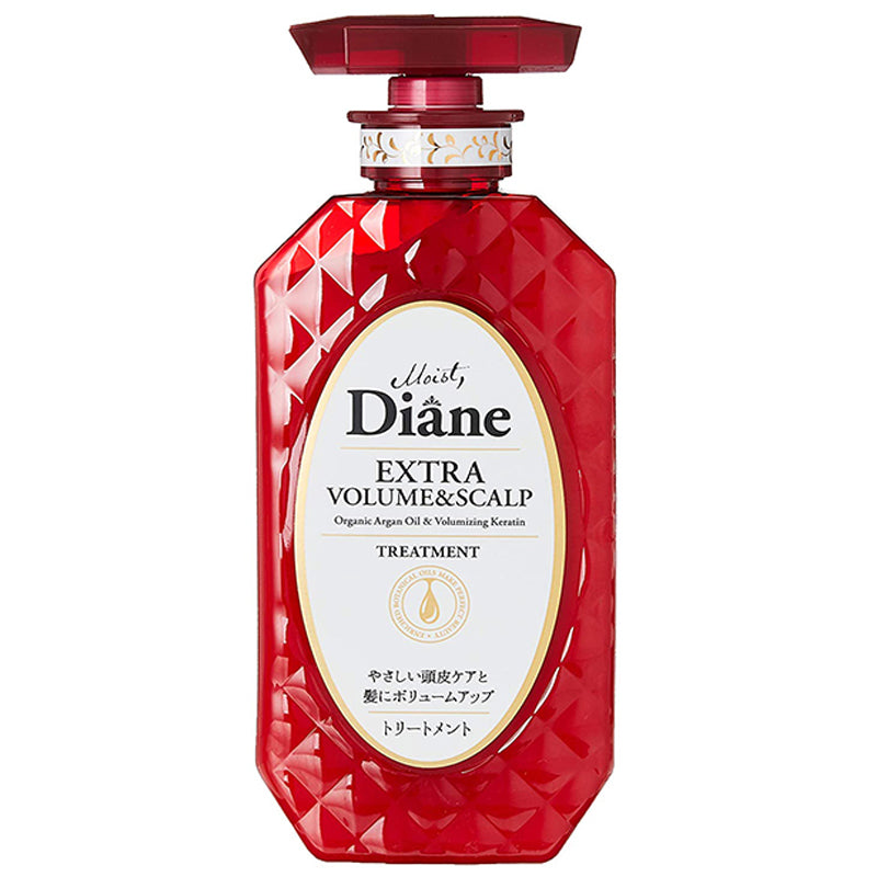 Moist Diane Extra Volume and Scalp Treatment 450ml