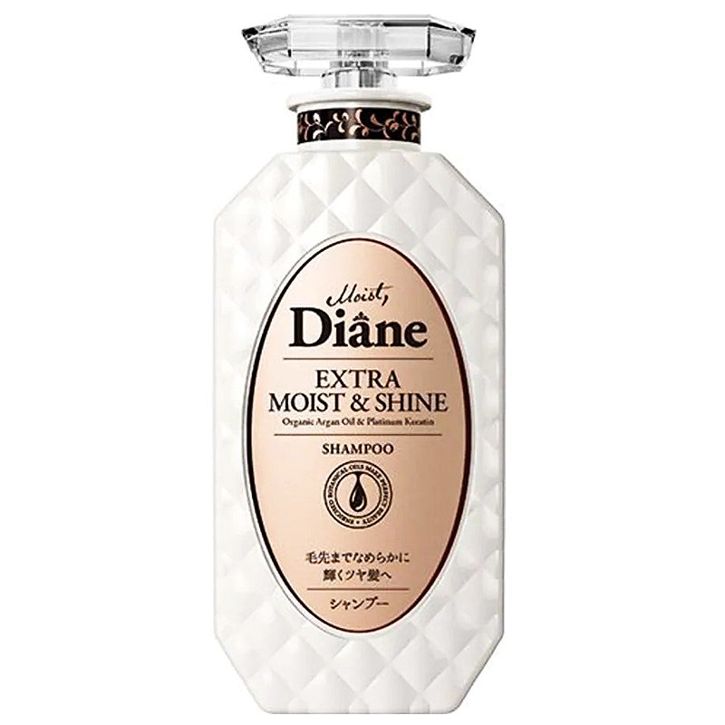 Moist Diane Extra Moist & Shine Shampoo 450ml