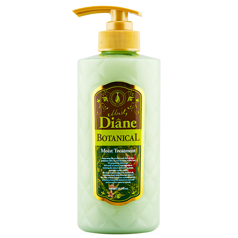 Moist Diane Botanical Moist Treatment 480ml