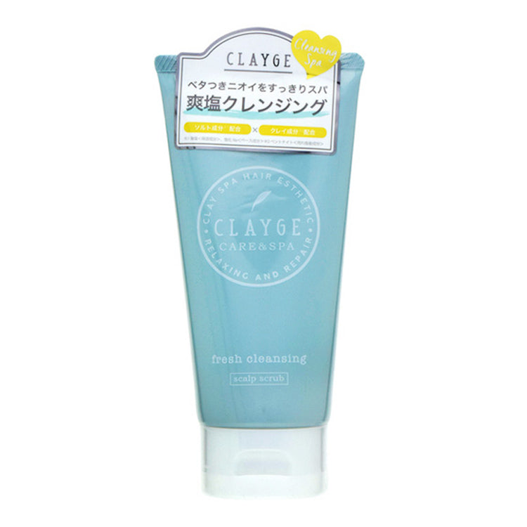 CLAYGE Fresh Cleansing Scalp Scrub 150ml