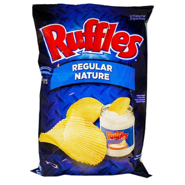Ruffles Potato Chips-Regular 200g
