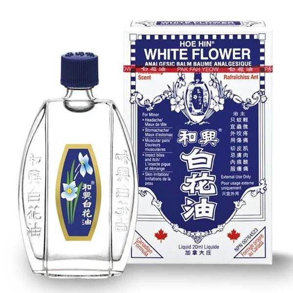 Hoe Hin White Flower Oil 5ml