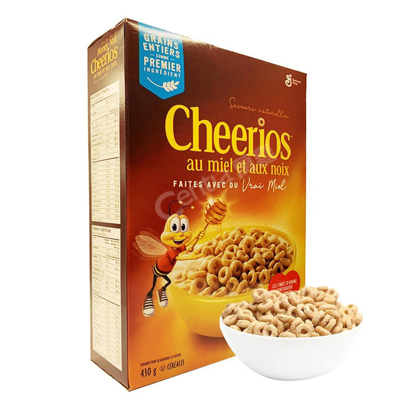 Honey Nut Cheerios 430g