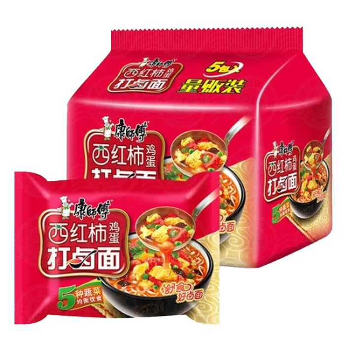 KSF Tomatoes Eggs Noodle 105g*5