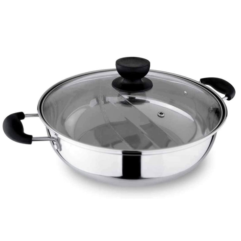 Potking Two Section Hot Pot 30cm