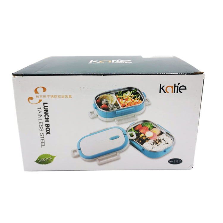 Katie Stainless Steel Lunch Box