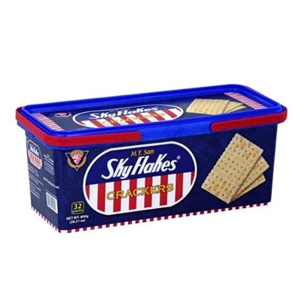 M.Y.Sam Sky Flakes Crackers 800g