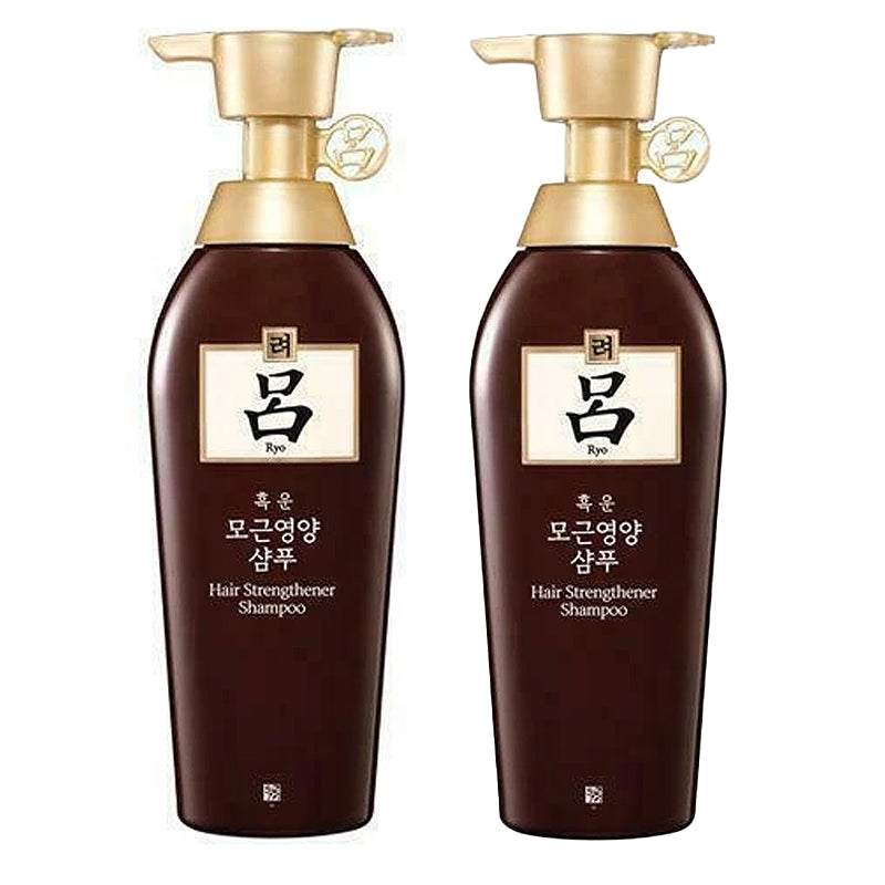 RYO Hair Strengthener Shampoo 400ml*2