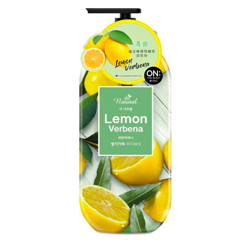 On the Body Lemon Body Wash 900ml