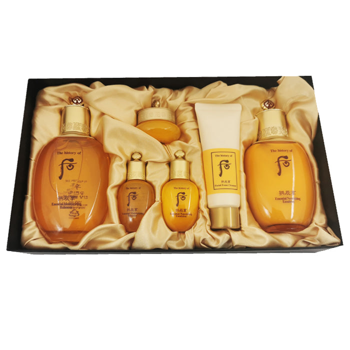 The History of Whoo Gongjinhyang Essential Nutritive Gift Set