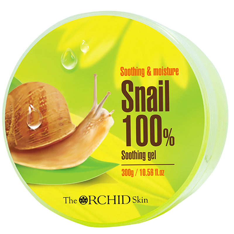 The Orchid Skin Snail 100% Soothing&Moisture Gel 300g