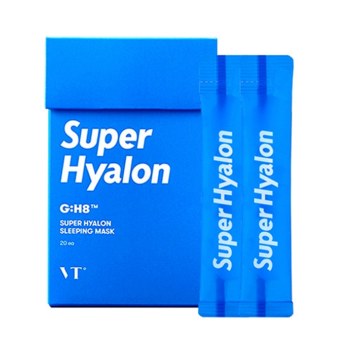VT Super Hyalon Sleeping Mask 20Pack