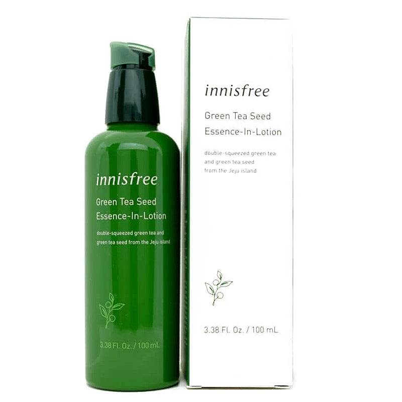 Innisfree Essence-In-Lotion-Green Tea Seed 100ml