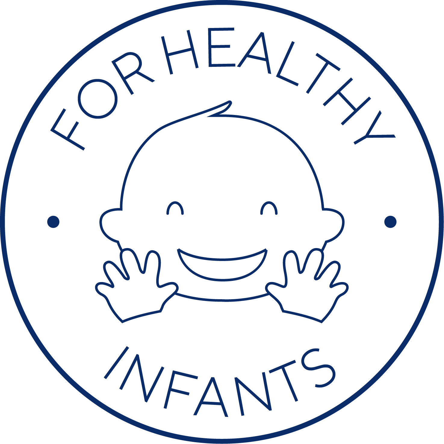 For healthy infants