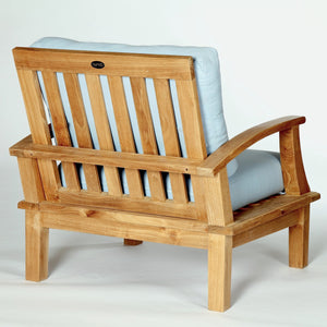 CHR544 - Villa Teak deep seating chair