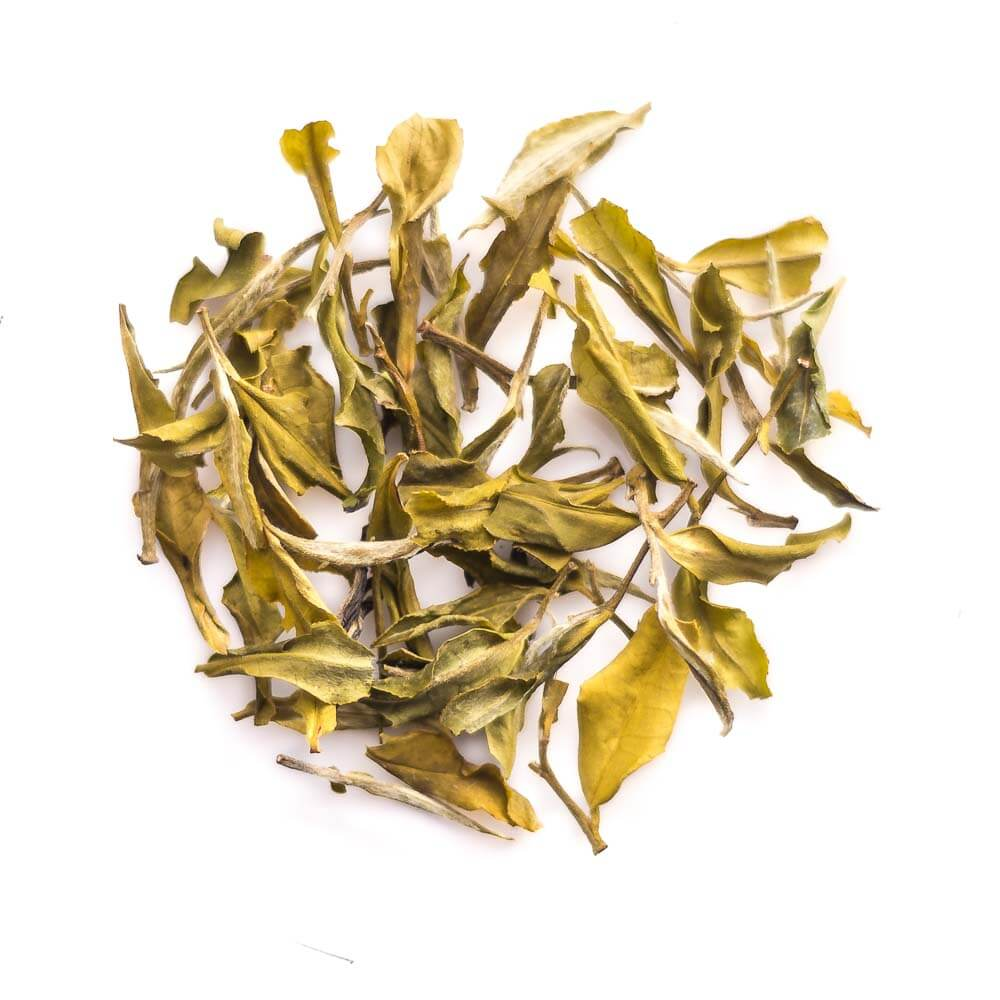 White Tea - chymeyteas