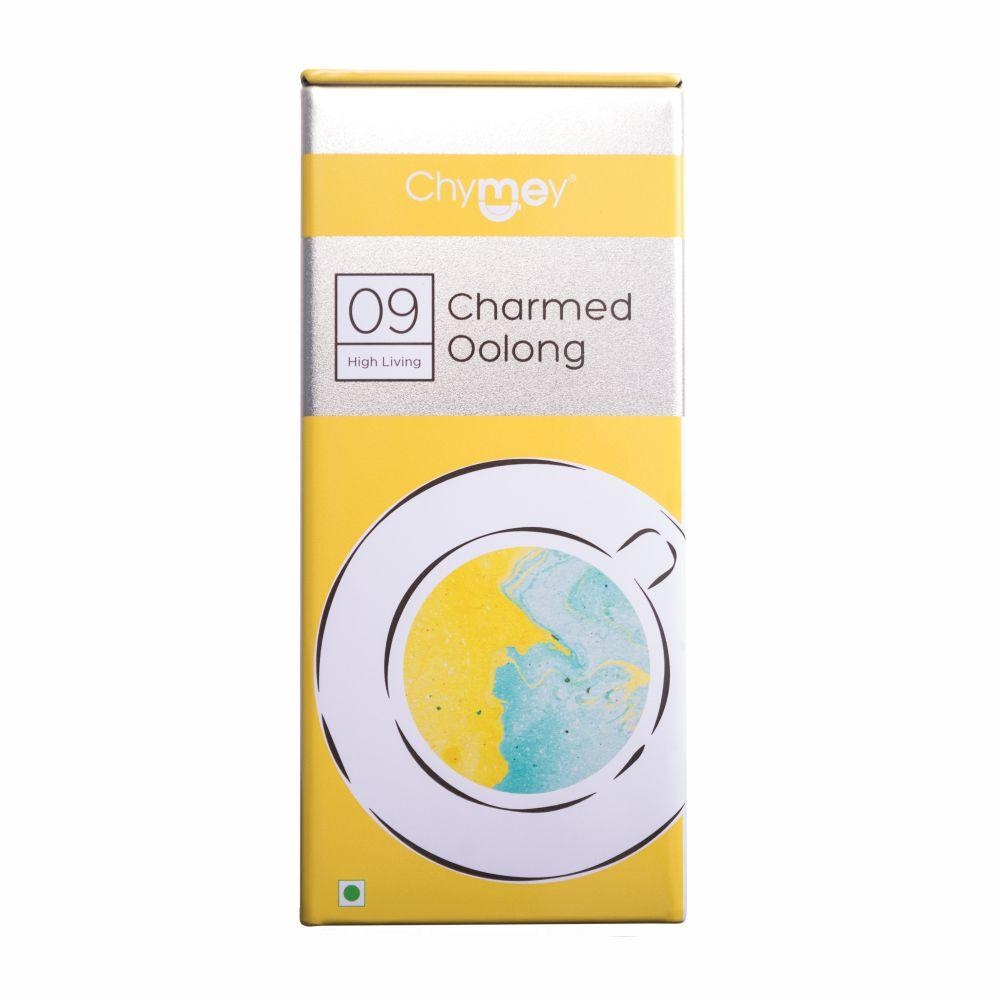 Charmed Oolong - chymeyteas