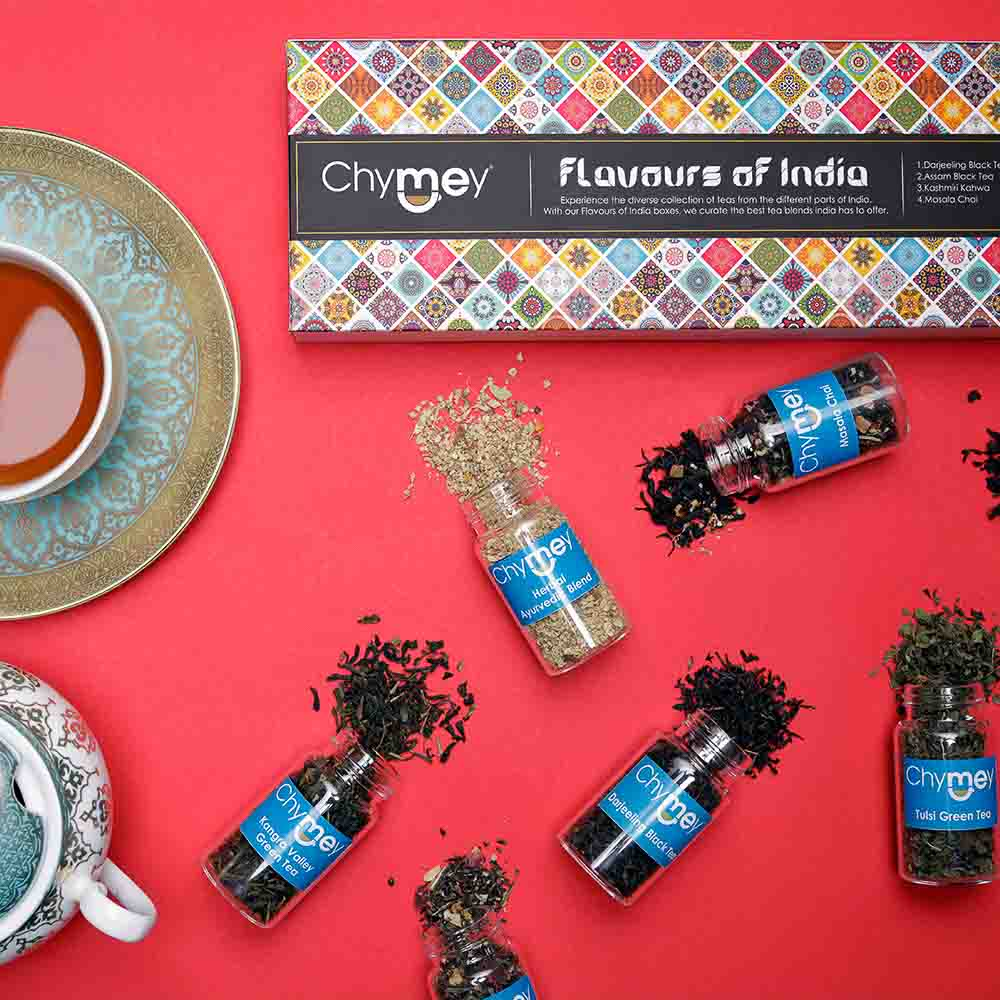Flavours of India - chymeyteas